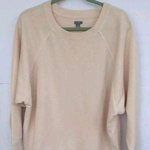 Aerie Oversized Pullover Sweatshirt Sweater Size M